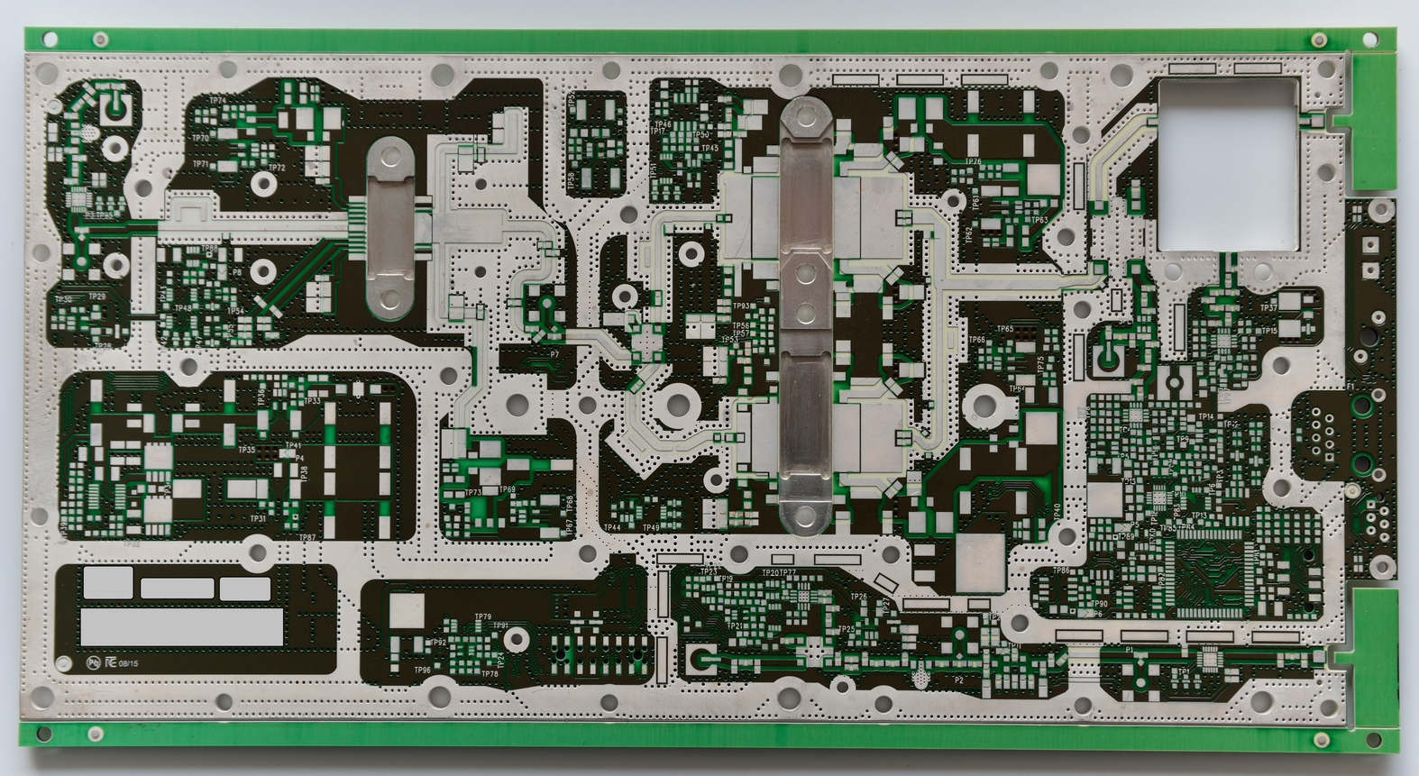 Tecnomec Printed Circuit Boards Pcb Coin Technology Pics Photos Circuits Computers Components Products Tour